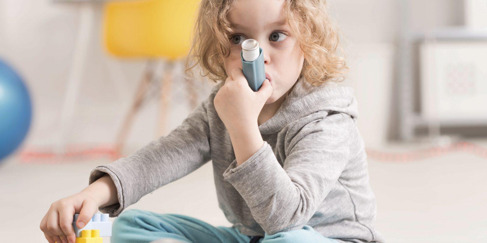 El asma es la enfermedad más prevalente en la infancia